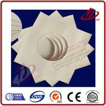 Certification ISO Fabricants de tissus à glissière à air en toile de polyester