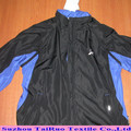Polyester-Material-Polywasserdichter Pongé-Stoff für Kleid