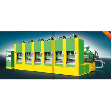 Full-Automatic Foam EVA Injection Molding Machine