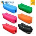 Portable DIY Air Sleeping Bed Lazy Bean Bag Inflatable Sofa