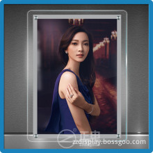 2015 low price acrylic display led light box advertising for shops                                                                         Quality Choice