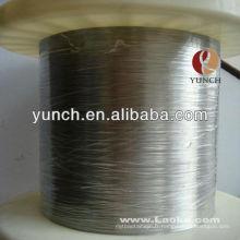 la meilleure qualité médicale india nickel titane alliage à mémoire de forme fil et offre échantillon Nitinol Wire