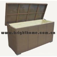 Venta caliente de mimbre amortiguador caja de ratán muebles Bg-B06A
