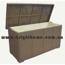 Hot Sale Wicker Cushion Box Rattan Furniture Bg-B06A