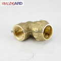 Brass PE Female Elbow Fitting
