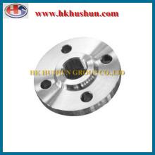 CNC-Drehteile für Edelstahl, Kupfer Aluminium, Kunststoff (HS-TP-005)