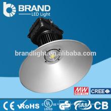 5 años de garantía 200W Industrial LED de alta luz de la bahía, CE RoHS