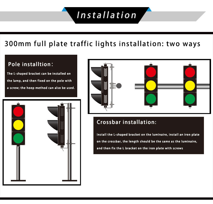 pedestrian led traffic light project_10