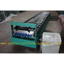 Trapezoidal Wall Panel / Roof Tile Roll Forming Machine for