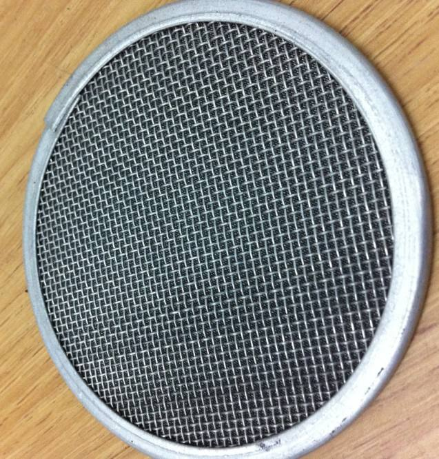 Black Wire Cloth for Filter