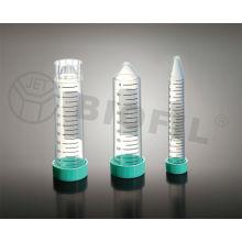 Tubo de Centrífuga 50ml de plástico com auto-manutenção