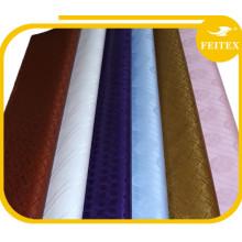 Vente en gros Fashion Bazin Riche Brocade Africain Jacquard Coton Tissus