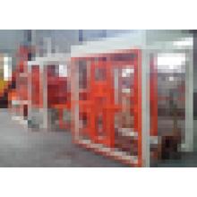 QT6-15B Tijolo Interlocking Automático Completo Fazendo Máquina Preço