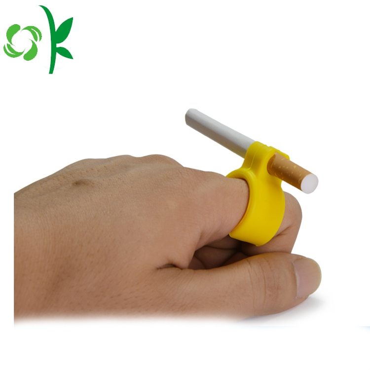 Silicone Cigarettes Rings