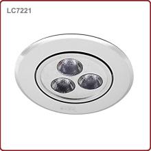 3*1W LED Jewelry Store Show Window Mini Ceiling Light (LC7221)