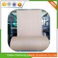 100% new raw material PP/PE WOVEN CLOTH / fabric/ sheet for jumbo bag