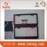 matte black power license plate frame price