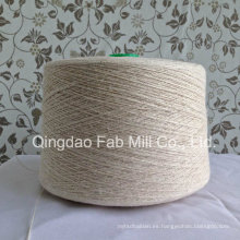 Hilado de fibra larga de cáñamo, hilado seco para tejer