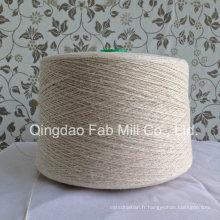 Fil de chanvre à fibre longue à fibre longue pour tissage