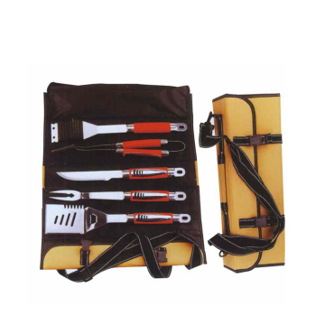 5pcs BBQ Tools voor picknick