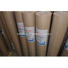Welded Gi Wire Mesh with Welded Mesh Price