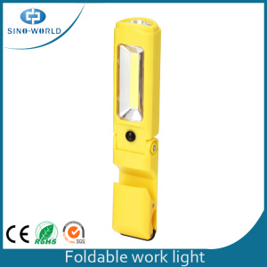 COB LED Work Lights with Clip