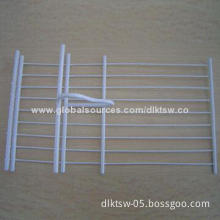 PVC Welded Mesh Shelf, Available in Various Sizes