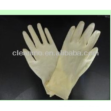 "(100% nature latex) Industrial Latex Glove(factory direct sale) 'J"""
