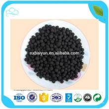 Ningxia Fabrik von Kohle basierte Pellet Aktivkohle