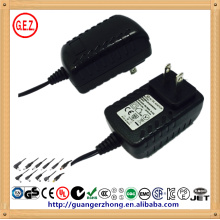 carregador de energia de parede 18v 400ma ac dc adapter