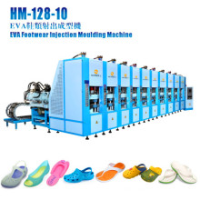 EVA Crocs Shoes Injection Moulding Machine