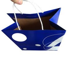Os sacos de papel de embalagem exterior belamente projetados da bolsa