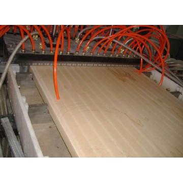 2014 PVC DOOR EXTRUSION MACHINE / WPC HOLLOW BOARD MACHINE