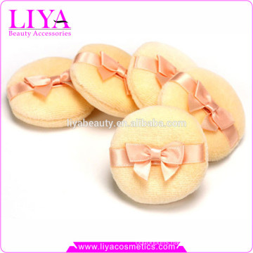cosmetic baby powder puff cosmetic cotton pad with stick hot sale