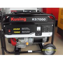Serie del generador de gasolina (1kVA-10kVA) (KS7000)