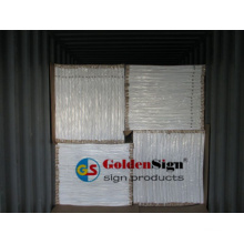 PVC-Schaum-Blatt Goldensign umweltsmäßig, freies PVC-Blatt, PVC-Brett