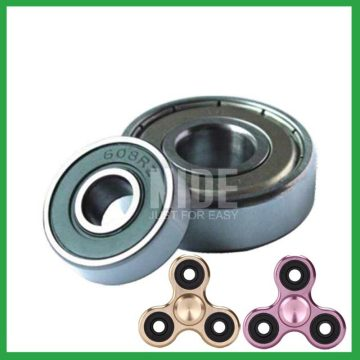 608 Fingertip spinner Deep groove bearing
