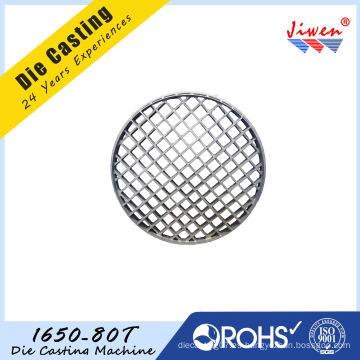 El mercado de fábrica a presión fundición piezas de filtro de aluminio con buena calidad