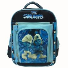 La mochila de los Pitufos