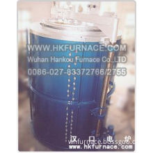 Large Nitrogen Protection Tempering Furnace