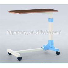 Hot sale top quality best price Movable over bed table