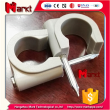 U Type Pipe Clip for Australia Market with Nail
