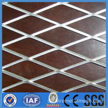 Nickel Plate Expanded Metall Mesh für Aquatic Products Rasse