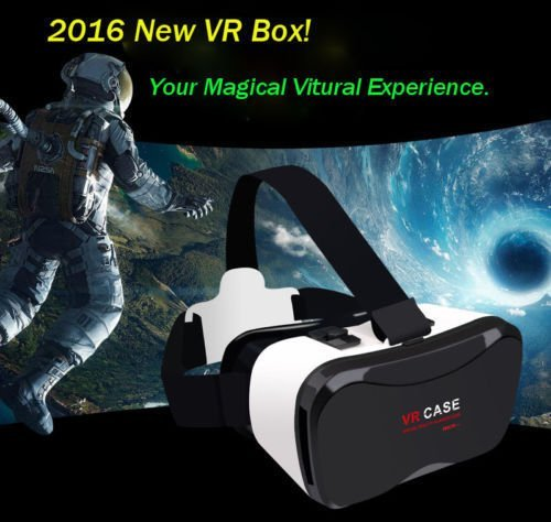 3d virtual reality headset4