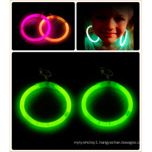 Glow Earrings Glow Ornaments Children Earrings (EHD15160)