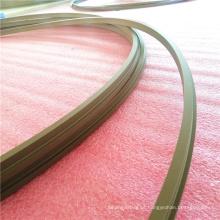 Anel de vedação hidráulica de alta pressão, anel de desgaste de teflon