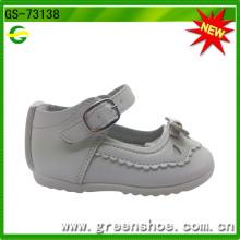 Zapatos al por mayor de los bebés de la suposición de los zapatos