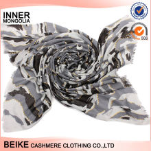 FACTORY DIRECTLY good quality lady cotton custom scarf from China