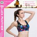 Mode neue benutzerdefinierte machen sublimierte Fitness Push-up Sport-BH