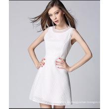 Vestido de las nuevas mujeres elegantes del diseño 2016 señoras formales